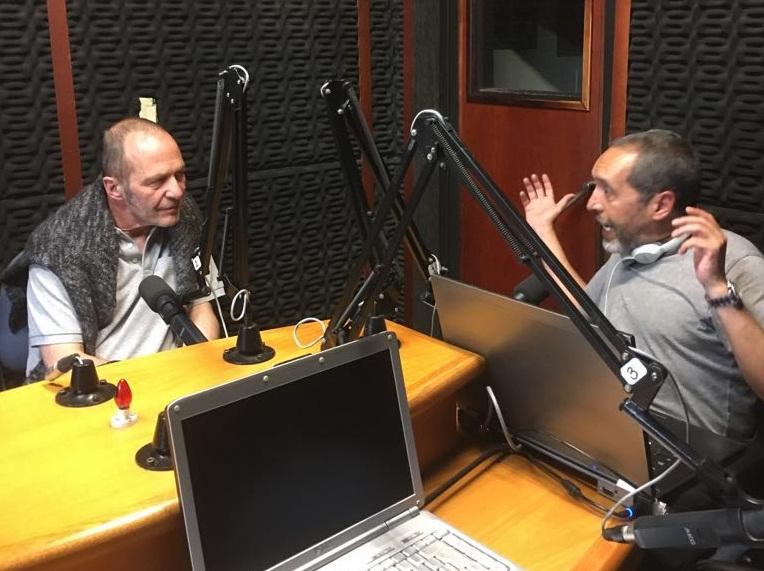 Entrevista UN Radio - Bruno de Halleux
